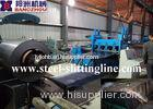 15T Automatic Cut To Length Machine Line For Carbon Steel , Galvanized Steel