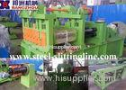 Hot Rolled Steel Cross Cutting Machine 5T , 380V Cut To Length Machines