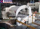 Carbon Cold Cut To Length Machines With Hydraulic Cutter , 1600mm Max Width