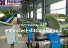 Metal Cut To Length Machines Line 10T For Steel Plate , Line speed 0-60m/min