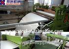Hydraulic Cut To Length Machines Line For Carbon Plate , Line speed 0-65m/min