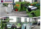 Automatic Steel Cut To Length Line 500mm - 1600mm Width With Leveling Machine