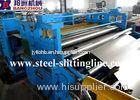 Full Automatic Steel Cut To Length Line , Hydraulic Cross Cutting Machine