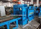 Metal Steel Cut To Length Line For Coil Sheet , 6mm Thick And 600mm Width
