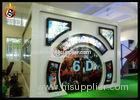 5.1 Channel Audio 6D Movie Theater with Cabin