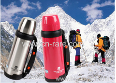 Stainless steel vacuum cup outdoor travel cup