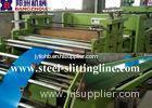 Hot Rolled Steel Cut To Length Line / Cross Cutting Machine With Decoiler