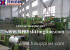 High Speed Cross Cutting Machine Cut To Length Line With Transportation Table