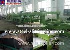 Stainless Steel Cross Cutting Machine , Automatic Cut To Length Machine Line