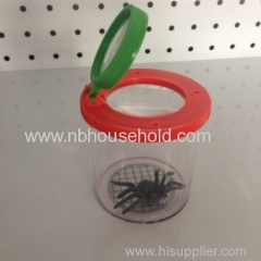 Two ways Insect viewer for Children
