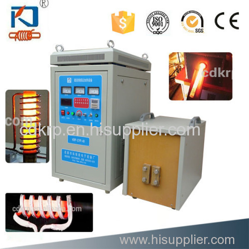 induction bolts and nuts forging machine
