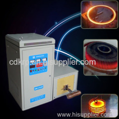 sustainable working indution melting furnace