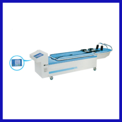 New design Lumbar traction bed