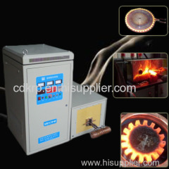 copper pipe induction brazing machine