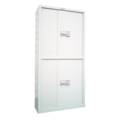 Practical Industrial Steel White Vertical Office Electrical Filing Cabinet