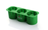 silicone ice tray Square Silicone Ice Cube Tray Food Grade