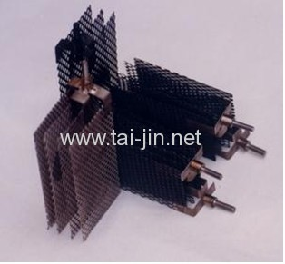 China Largest Manufacturer of Ru-Ir Titanium Anode