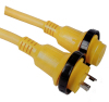 Marine Grade 30 Amp Shore Power cord set