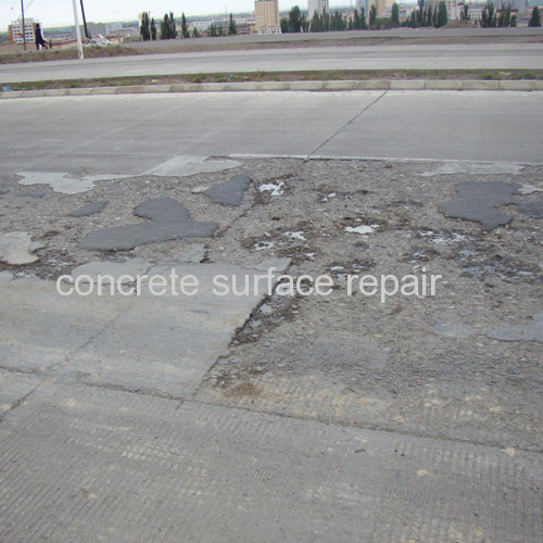 How To Repair Concrete Spalling Driveway Products China