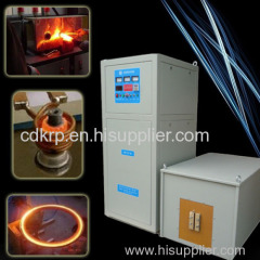 super audio automatic heat treatment machine