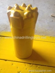 taper carbide button rock drill bit 38mm