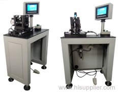 AUTOMATIC POSITIONING ARMATURE BALANCING MACHINE