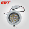 Lifespan for 50000H High CRI 80 Epistar chip for100lm/w Downlight
