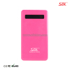 4500mAh Portable Power Bank Power Supply External Battery Pack USB Charger