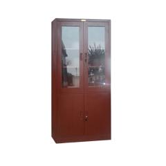 Steel File Cabinet Price / Glass Sliding Door Metal Storage Cupboard