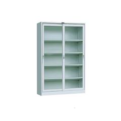 Steel Sliding Glass Door Filing Cabinet