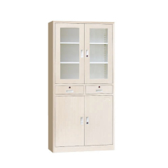 Steel Modern Office Cabinet / Used File Cabinet / Vertical Display Cabinet