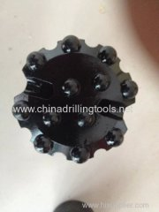 thread button carbide bit for drilling