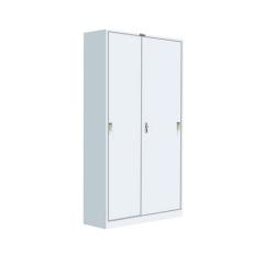 2-Door Metal File Cabinet