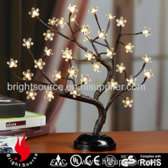Cherry blossom bonsai led