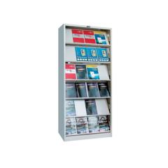 steel magazine shelf kichenroom shelving unit