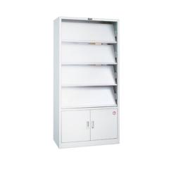 China school furniture metal magazine rack book shelf book rack