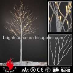 LED Birch Lights for Holiday decoration