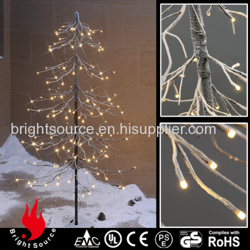 Hot Led Snow Outdoor Christmas Trees