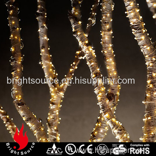 100L micro led string lights battery operated silver or copper wire warm white LED perfect for patio decoration