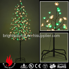 Beautiful Flowers Led Christmas Trees