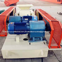 sell new Double roller crusher