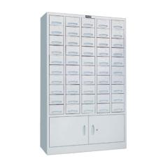 metal library index card cabinet single door steel locker