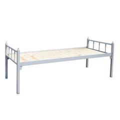 top popular beautiful metal bed frame bedroom furniture single metal bed on sale