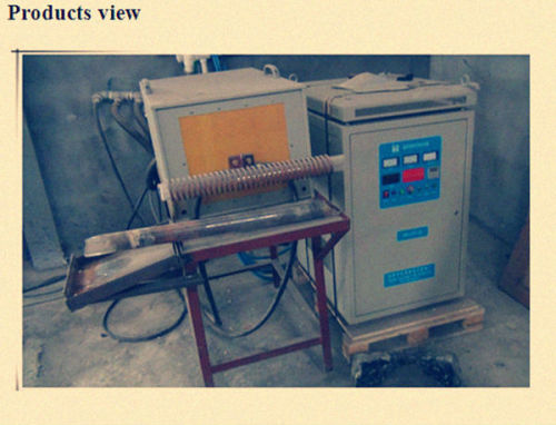 super audio induction bolts and nuts forging machine