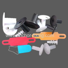 Plastic Cable Parts in Coaxial Cable Wire Installation Industry