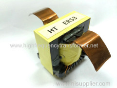 ER type transformer customized are welcomed High frequency ER series switch transformer UL RoHS approved