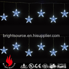lighted star good for Christmas decoration