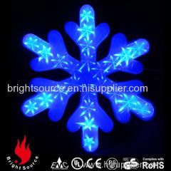 Snowflake lights good for Christmas decorations
