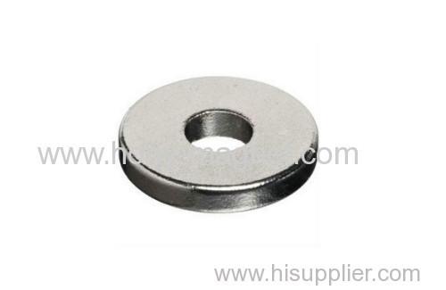 bright silver big ring neodymium magnet generator