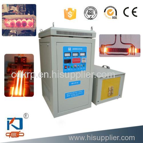 3 phase 380v induction hardening/quenching machine 90kw